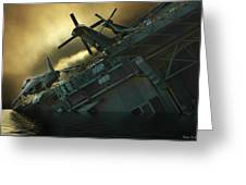 Fighter Jets Home Greeting Card