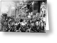 Film: Intolerance, 1916 Greeting Card by Granger