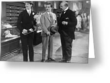 Film Still: It, 1927 Greeting Card