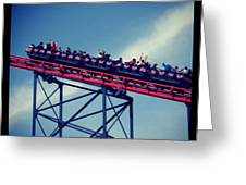 Final Destination: Blackpool Greeting Card