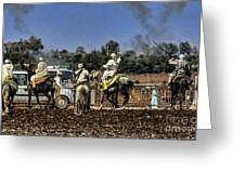 Final Festival I Greeting Card by Chuck Kuhn