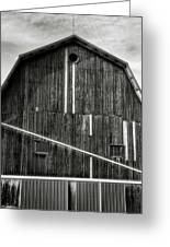 Finger Lakes Barn II Greeting Card