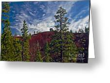 Fire Lookout II Greeting Card