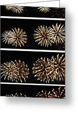 Firework Lifecycle 1 Greeting Card