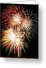 Fireworks 1569 Greeting Card