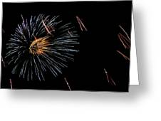 Fireworks Fun 1 Greeting Card