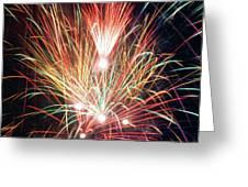 Fireworks One Greeting Card