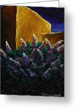 First Light On Lilac Greeting Card