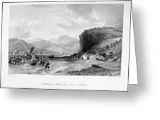 First Opium War, C1841 Greeting Card