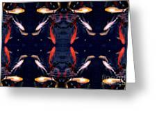 Fish Ballet Greeting Card