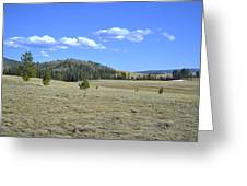 Fish Creek Valley II Greeting Card