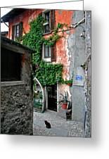 Fisherman's Isle Italy Greeting Card