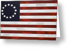 Flag - Constitution Greeting Card