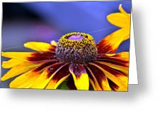 Flakes Of Pollen Greeting Card