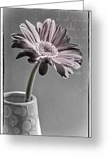 Fleurs Greeting Card