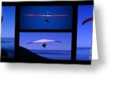 Flight Of Fantasy No Caption Greeting Card