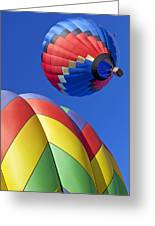 Floating High Greeting Card