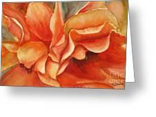 Floral Flash Greeting Card