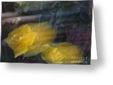 Florals In Motion 7 Greeting Card