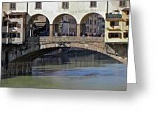 Florence II Greeting Card