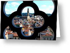 Florence Through A Unique Lens Greeting Card