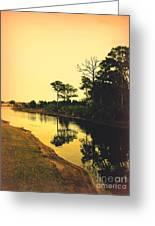 Florida Landscape II Greeting Card
