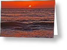 Florida Sunrise Greeting Card