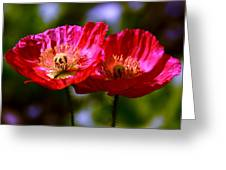 Flowers Are For Fun Greeting Card