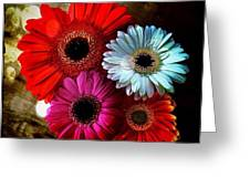 Flowers Part 3 Greeting Card