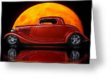 Ford Coupe Greeting Card