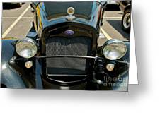 Ford Street Rod Greeting Card