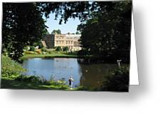 Forde Abbey I Greeting Card