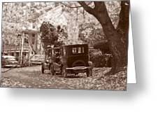 Fords At Harpers Ferry Greeting Card
