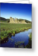 Fore Abbey, Co Westmeath, Ireland Greeting Card