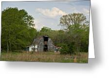 Forgotten Barn 1 Greeting Card