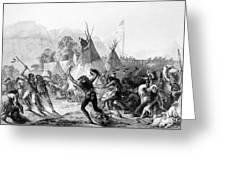 Fort Mckenzie, 1833 Greeting Card by Granger