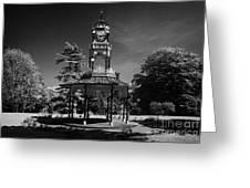 Forthill Park Bandstand Enniskillen County Fermanagh Ireland Greeting Card