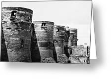 France: Chateau Dangers Greeting Card