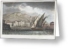 France: Toulon, C1850 Greeting Card