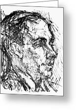 Francis Ponge (1899-1988) Greeting Card