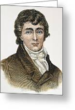 Francis Scott Key (1779-1843) Greeting Card