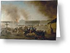 Franco-prussian War, 1870 Greeting Card