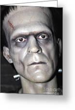 Frankensteins Monster Greeting Card