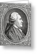 Franz Anton Mesmer, 1734-1815. Viennese Greeting Card