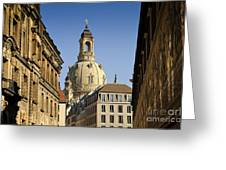 Frauenkirche Greeting Card