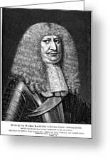 Frederick William (1620-1688) Greeting Card