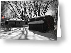 Freedom From Winter Greeting Card