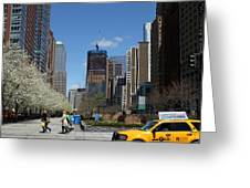 Freedom Tower 3 Greeting Card