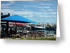 Fremantle Greeting Card