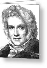 Friedrich Wilhelm Bessel Greeting Card